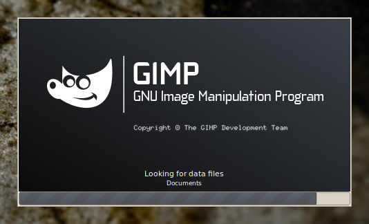 Listing the used fonts of an image in GIMP