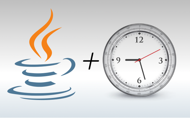 A new Date and Time API for JDK 8