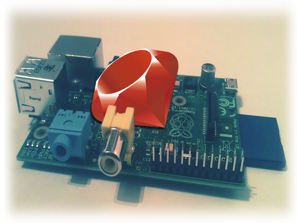 Building mruby on the Raspberry Pi