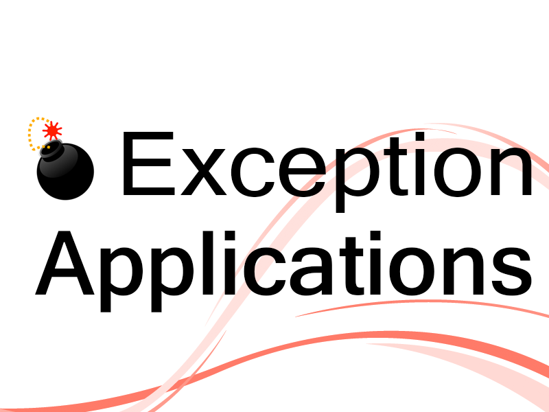 Exception Applications in Rails 3.2